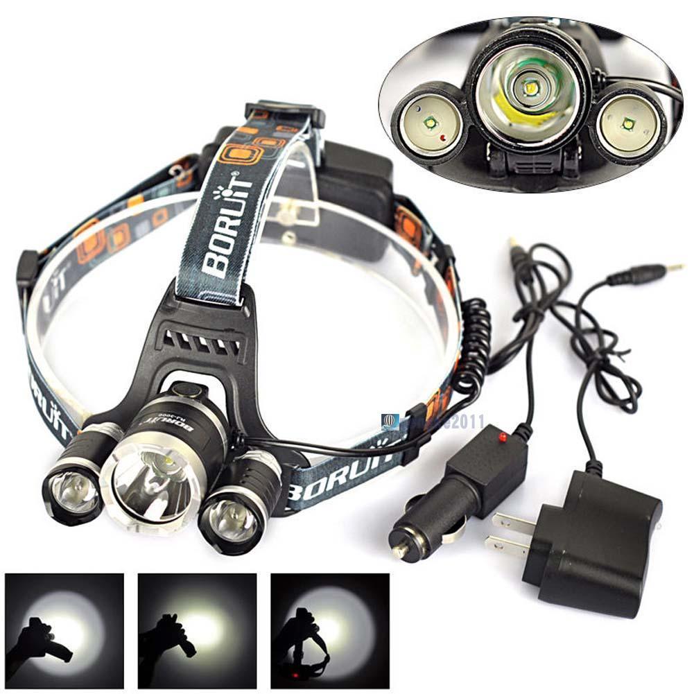 Đèn đeo trán đội đầu LED
