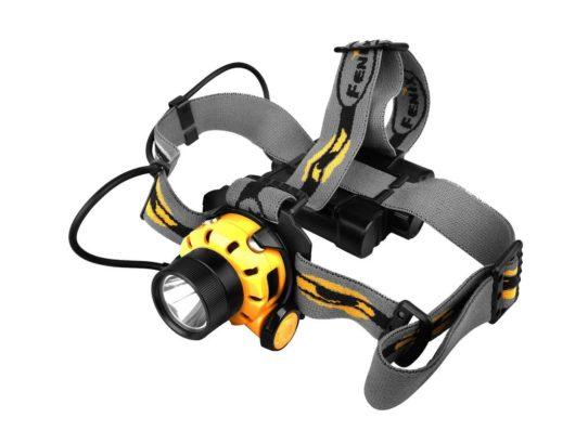 Đèn đeo đầu Fenix Hp75